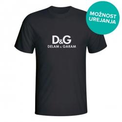 Moška majica Delam & Garam