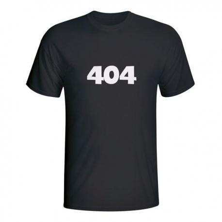 Moška majica 404 Error