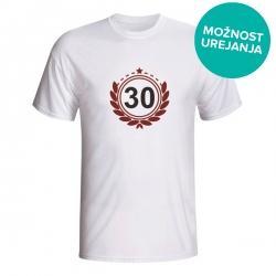 Majica za 30. rojstni dan