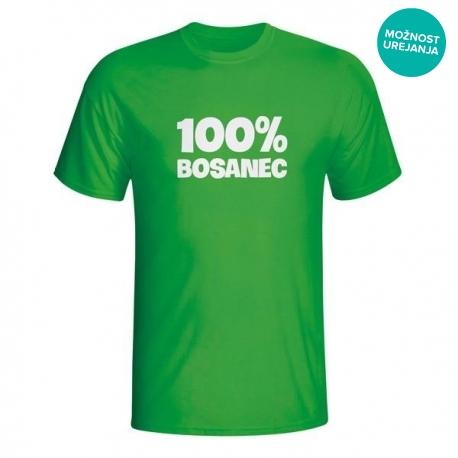 Moška majica 100% Bosanec