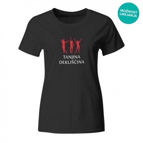 Majica za dekliščino Tanjina dekliščina