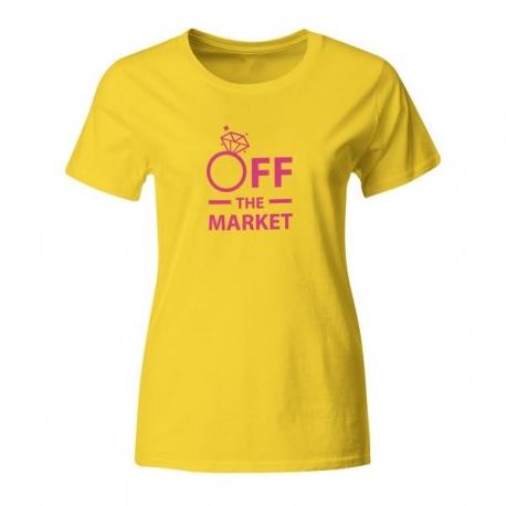 Majica za dekliščino Off the market