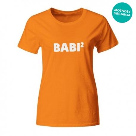 Ženska majica Babi²