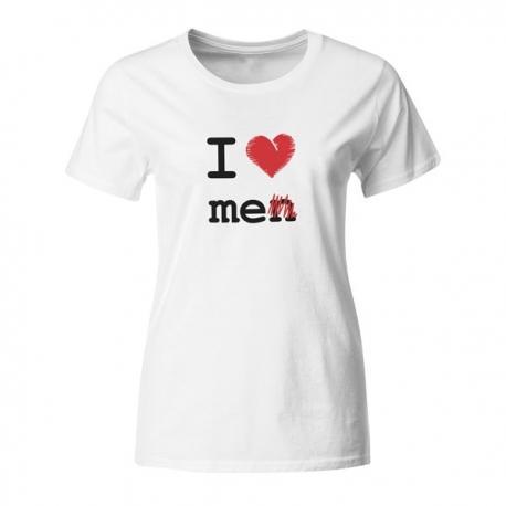 Ženska majica I love me