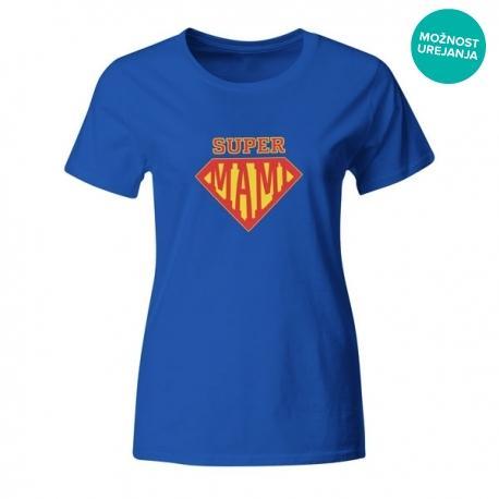 Ženska majica Super mami