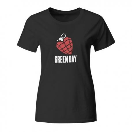 Ženska majica Green Day