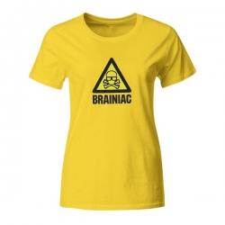 Ženska majica Brainiac