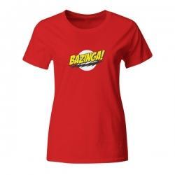 Ženska majica Bazinga