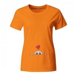Nosečniška majica Dojenček