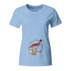 Nosečniška majica Štorklja