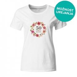 Ženska majica 50 Abrahamka