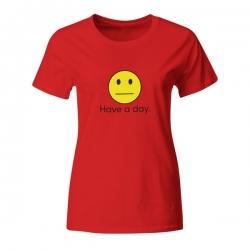 Ženska majica Have a day