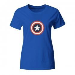 Ženska majica Captain America
