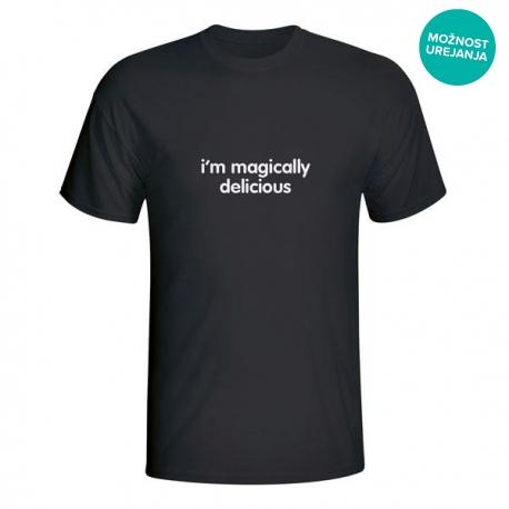 Moška majica I'm magically delicious
