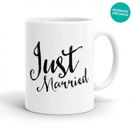 Skodelica Just Married