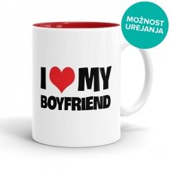 Skodelica I love my boyfriend