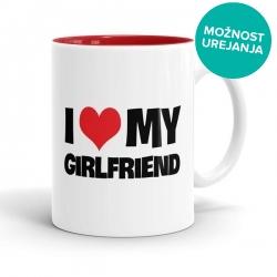 Skodelica I love my girlfriend