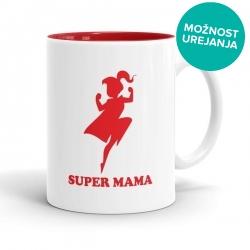Skodelica Super mama