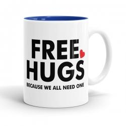 Free Hugs Because We All Need One