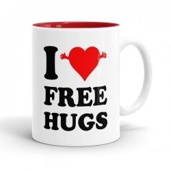 I Love Free Hugs