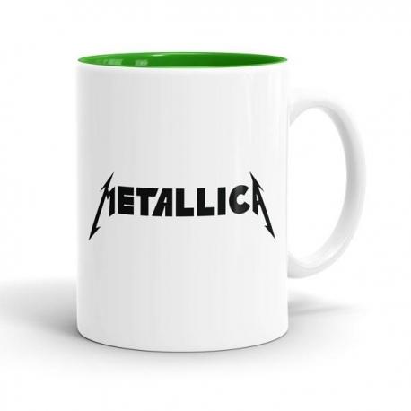 Skodelica Metallica