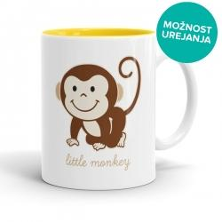 Skodelica Little Monkey