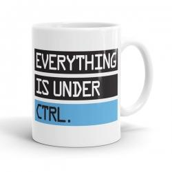 Everything is under ctrl