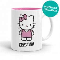Skodelica Hello Kitty za otroke