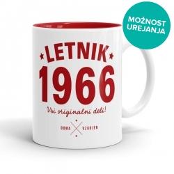 Skodelica Letnik 1966 vsi originalni deli