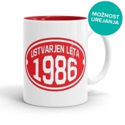 Ustvarjen leta 1986