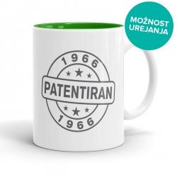 Patentiran 1966