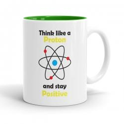 Skodelica Think Like A Proton