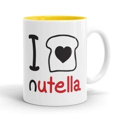 Skodelica I love nutella