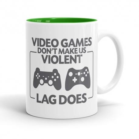 Skodelica Video Games Don't Make Us Violent