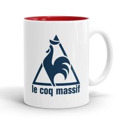 Skodelica Le coq massif