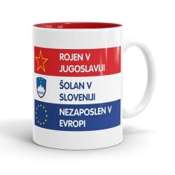 Skodelica Rojen v Jugoslaviji
