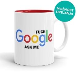 Fuck Google Ask Me