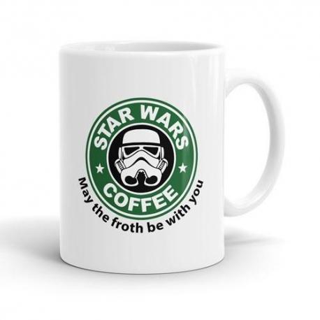 Skodelica Star Wars Coffee