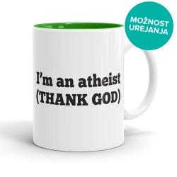 Skodelica I'm an atheist (thank god)