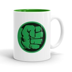 Skodelica Hulk