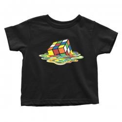 Otroška majica Rubikova kocka