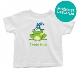Otroška majica Žaba