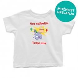 Otroška majica Vse najboljše