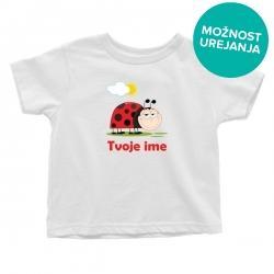 Otroška majica Pikapolonica