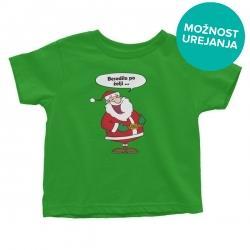 Otroška majica Božiček