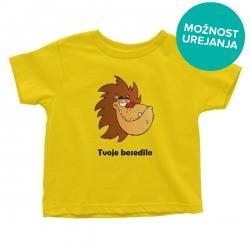 Otroška majica Lev