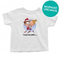 Otroška majica Plesalca