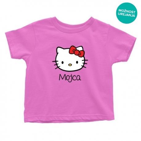 Otroška majica Hello Kitty