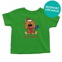 Medvedek z darilom