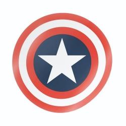 Nalepka za avto Captain America